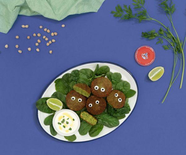 Monster falafels