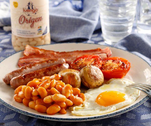 receta desayuno ingles