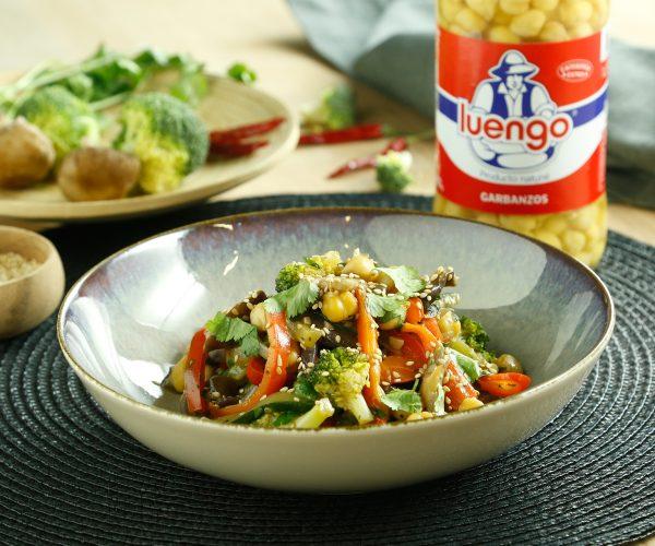 wok vegetal